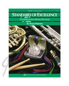 Standard of Excellence Trumpet Book 3