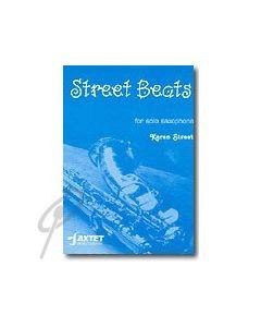 Streetwise Alto Sax with Piano Accompaniment