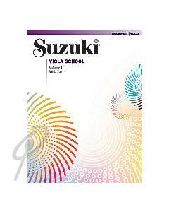 Suzuki Viola School Volume 1 & 2 w/CD