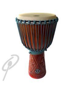 "Samba 12"" Djembe Wood Carved Pro"