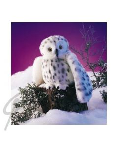 Folkmanis Big Snowy Owl Puppet