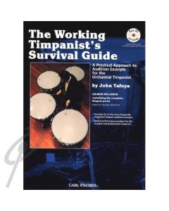 Working Timpanist's Survival Guide with CD