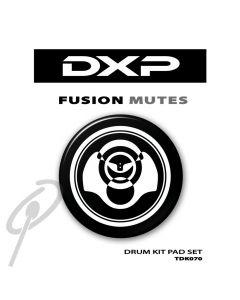 """DXP Fusion Mute Pack - 20,10/12/14, 14"""""""