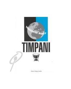 Trinity College - Timpani