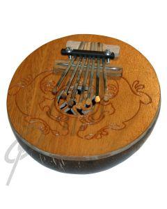 Toca Coconut Kalimba 7-key