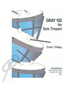 Gray 102 for Solo Timpani