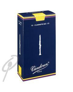 Vandoren Eb clarinet reeds Grade 3.5