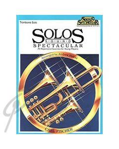 Solos Sound Spectacular - Solo book
