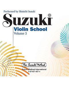 Suzuki Violin School CD Volume 3