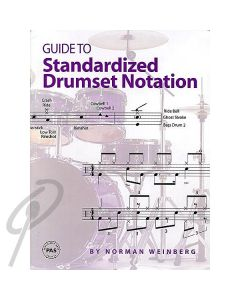 Guide to Standardized Drumset Notation