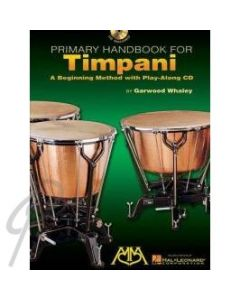 Primary Handbook for Timpani with CD