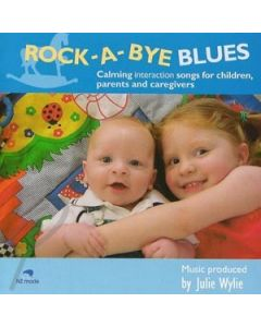 Rock-A-Bye Blues CD
