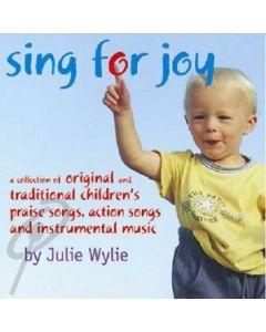 Sing for Joy CD