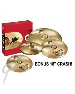Sabian XS20 Promo Pack SPECIAL