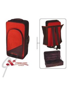 Xtreme Trumpet Case w. backpack straps