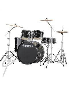 Yamaha Rydeen 22,10,12,16 Drum Kit Black Glitter
