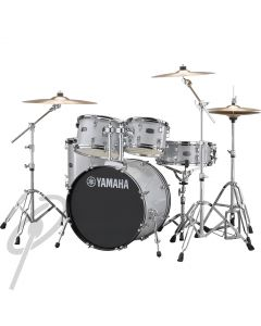 Yamaha Rydeen 20,10,12,14 Drum Kit Silver Glitter