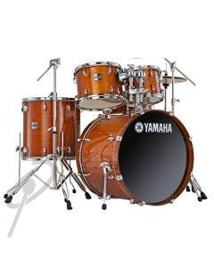 Yamaha Stage Custom 20,10,12,14 Honey Amber