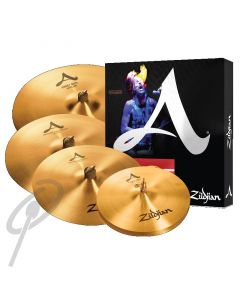 "Zildjian Avedis Cymbal Set - 14, 16, 20R + BONUS 18"""