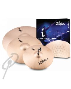 Zildjian I Family Cymbal Set-14,16,20