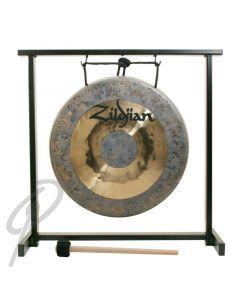 "Zildjian 12"" Traditional Gong w/Tabletop Stand"