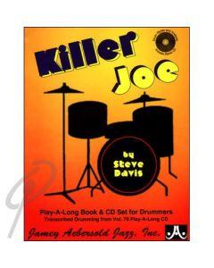 Killer Joe Jazz Drums Style and Analysis