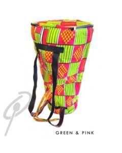 African 10inch Djembe Bag Zip Top