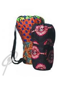 "African 12"" Djembe Bag Padded drawstring"