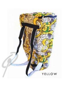 African 11inch Djembe Bag Zip Top