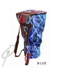 African 12inch Djembe Bag Zip Tops