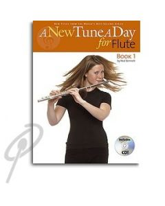 New Tune a Day for Flute Book & CD only