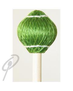 Mike Balter 22BXL Green Cord -  Med Hard Vibe Mallet  XL Birch