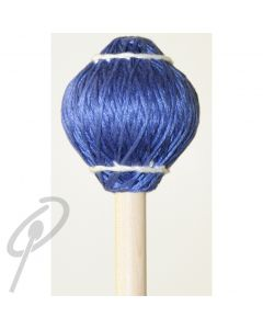 Mike Balter 23BXL Blue Cord -  Med Vibe Mallet  XL Birch