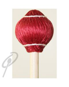 Mike Balter 24BXL Red Cord -  Soft Vibe Mallet  XL Birch