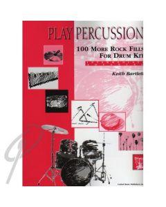 100 More Rock Fills For Drum Kit