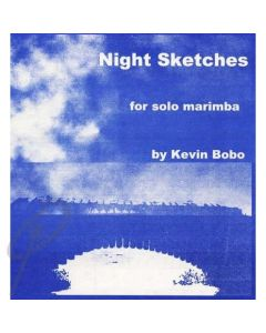 Night Sketches - solo marimba