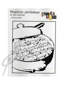 Rhythmic Jambalaya - solo marimba