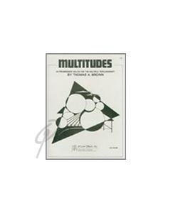 Multitudes - 24 Progressive Solos