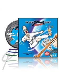 Black Belt Recorder Student Book 2 with CD