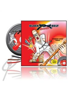 Black Belt Recorder Student Book 3 with CD