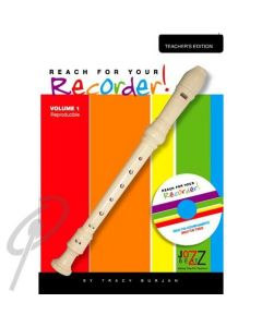 Reach For Your Recorder V1-Student Bk