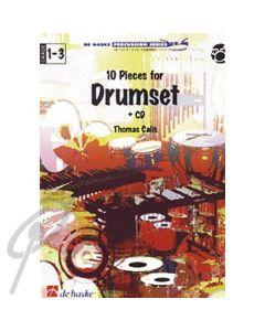 Ten Pieces for Drumset + CD