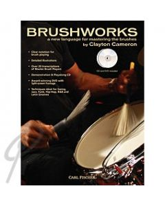 Brushworks with cd