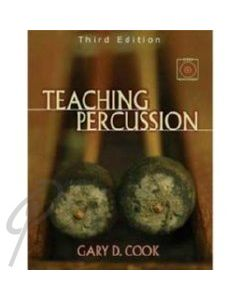 Teaching Percussion w/out DVD (2nd ed.)