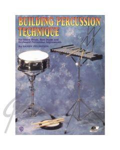 Building Percussion Technique
