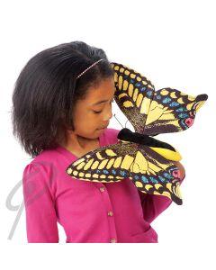 Folkmanis SwallowTail Butterfly Puppet L