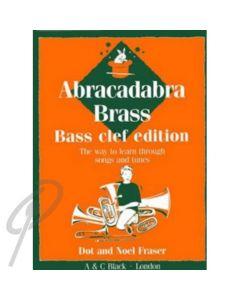Abracadabra Brass Trombone - Bass Clef