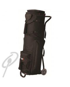 Gator Hardware Bag on Cart with wheels