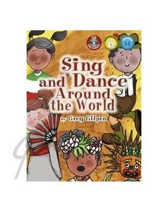 Sing and Dance Around the World Book 1 w/CD
