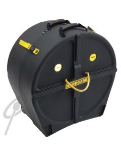 Hardcase 20 x 14 Marching BD Case w/wheels